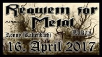 Requiem for Metal@Disco Apollon