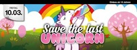 Save the last Unicorn@Nachtschicht