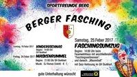 Berger Fasching 2017@Berg