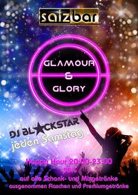 Glamour&Glory DJ Blackstar@Salzbar