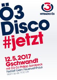 Ö3 Disco Gschwandt@Union-Reithalle