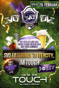 SVO Faschings-Aftercity@Touch Club