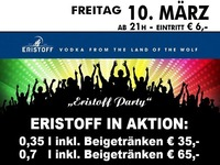 Eristoff Party@Mausefalle