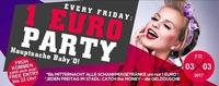 1 Euro Party - Hauptsache Baby O@Baby'O