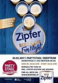 Zipfer Bierpong Night@Partystadl