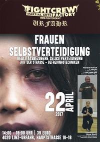 Selbstverteidigung für Frauen @Fightcrew Urfahr