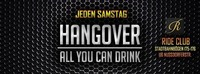 Hangover-ALL YOU CAN DRINK-18+@Ride Club
