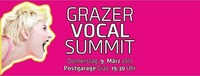 Grazer Vocal Summit@Postgarage