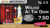 Mega MovieNight: WOLVES AT THE DOOR@Hollywood Megaplex