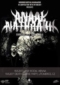 Anaal Nathrakh & Supports@Viper Room