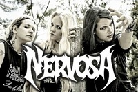 Nervosa & Supports@Viper Room