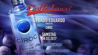 Caffe Luca presents DJ DADO@Caffé Luca