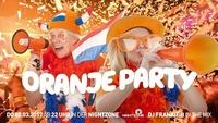 Oranje Party@Nightzone Zillertal