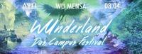 WUnderland - Das Campus Festival by ΔΨΩ@WU mensa