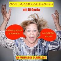 Schlagerwahns¡nn mit DJ GERDA @Inside Bar