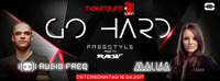 GO HARD – FREESTYLE meets RAW@SALON at Neuraum
