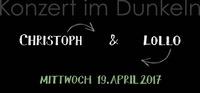 Christoph & Lollo im Dunkeln@Dialog im Dunkeln im Schottenstift