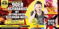90er Osterabriss Mit Antenne Bayern Dj Florian Weiss@Vulcano