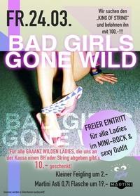 Bad girls gone wild@Spessart