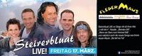 Steirerbluat LIVE@Fledermaus Graz