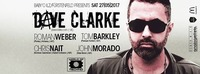 World of Techno // pres. Dave Clarke - 27/05/2017@Baby'O