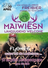 Maiwiesn Trachten Clubbing +16 Landjugend welcome@Johnnys - The Castle of Emotions