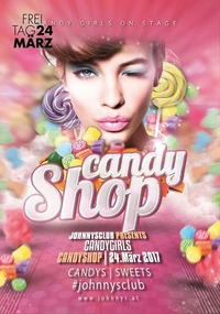 Candy Shop #johnnysclub@Johnnys - The Castle of Emotions