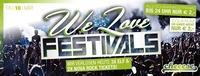 We love Festivals - Gewinne Festival Tickets!@Cheeese