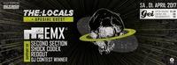 NU:Vision pres. The Locals /w EMX@GEI Musikclub