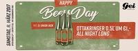 Happy Beers Day im GEI Musikclub, Timelkam@GEI Musikclub