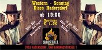 Western - Sonntag Ab 19:00@Saustall Hadersdorf