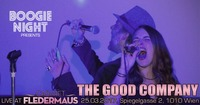 THE GOOD COMPANY - Live @ Cabaret Fledermaus@Fledermaus
