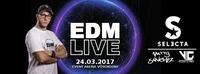 EDM LIVE mit DJ Selecta@Event Arena