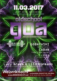 Oldschool Goa Party (Psytrance)@Weberknecht