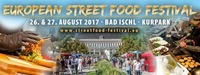European Street Food Festival@Kurpark
