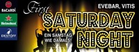 Saturday NIGHT@Discothek Evebar