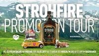 Strohfire Promotion Tour Fügen@Nightzone Zillertal