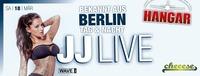 LIVE: Berlin TAG & NACHT - mit JJ@Cheeese