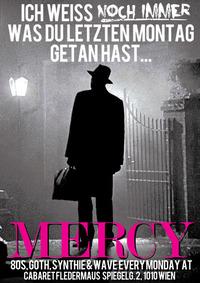 MERCY@Cabaret Fledermaus
