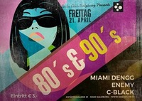 80´s & 90´s goes Soda Club@Soda Club