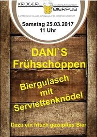 Danis Frühschoppen@Bierpub Krügerl
