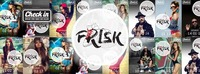 FRISK 1 YEAR ANNIVERSARY @Check in