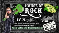 St. Patrick's Day- House of Rock@Cocktails