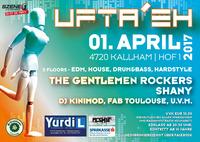 UFTA'EH 2017@Ehemaliger Reithof