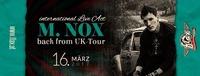 M.Nox - live@FLAX Götzis