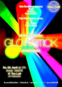 90ies Club: Glowstick Special!@The Loft