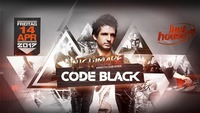 CODE BLACK presented by Nightmare hardstyle clubattack@Lusthouse