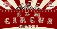 EDM Circus with DJ Dw4rf and DJ Candyhead@Kino-Stadl