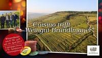 Dinnerevent: Cuisino trifft Weingut Bründlmayer@Casino Wien