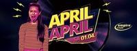 April April / empire@Empire Club